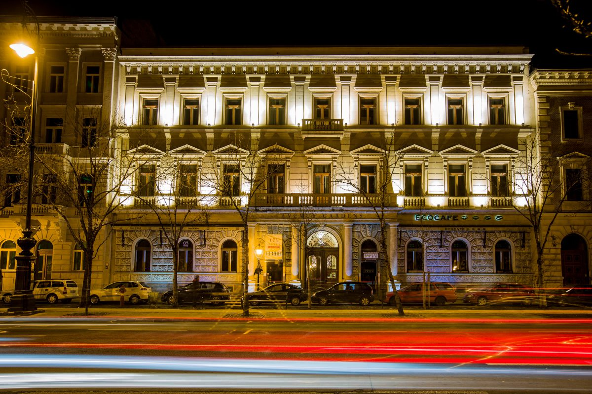 The Hungarian state gave them a good business. Now they own luxury apartments in Budapest