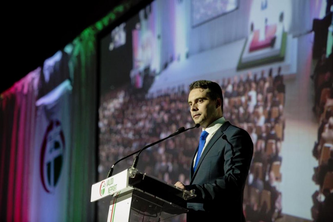 How the relatives of Jobbik's leaders got on the party payroll