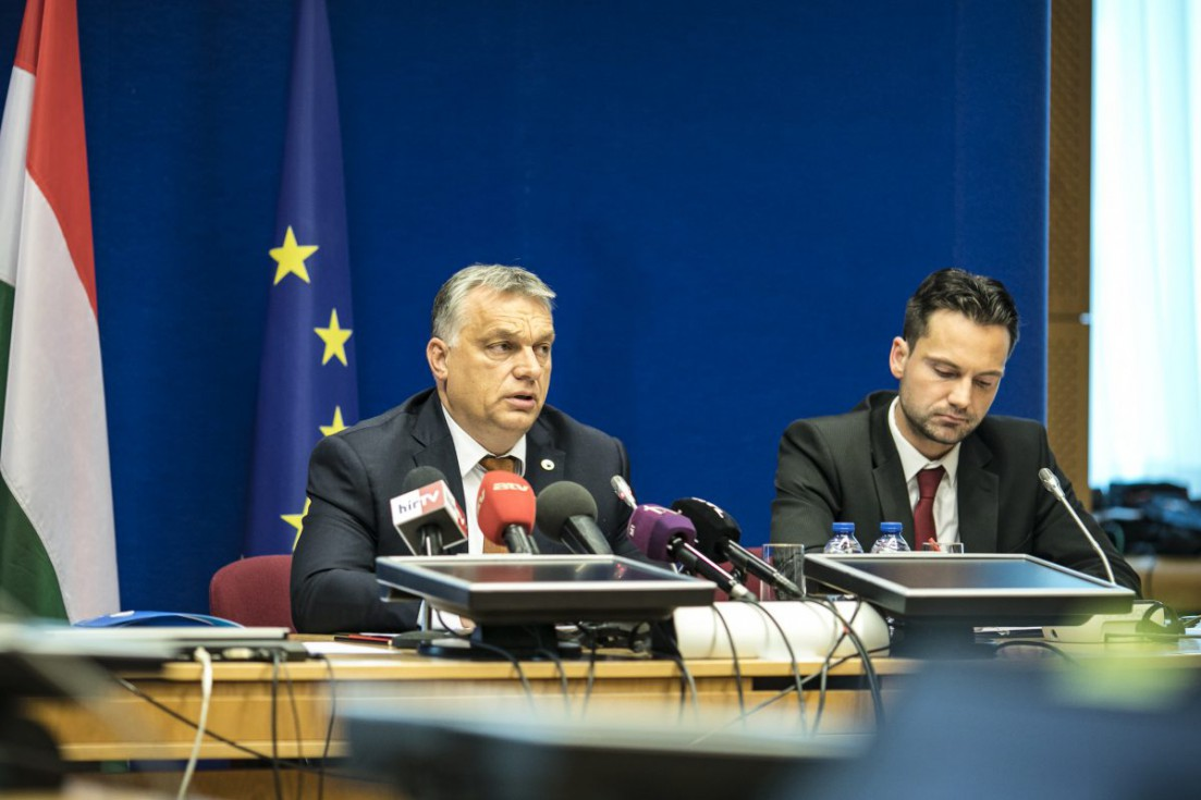 How Orbán tried to explain away his father's involvement in public projects