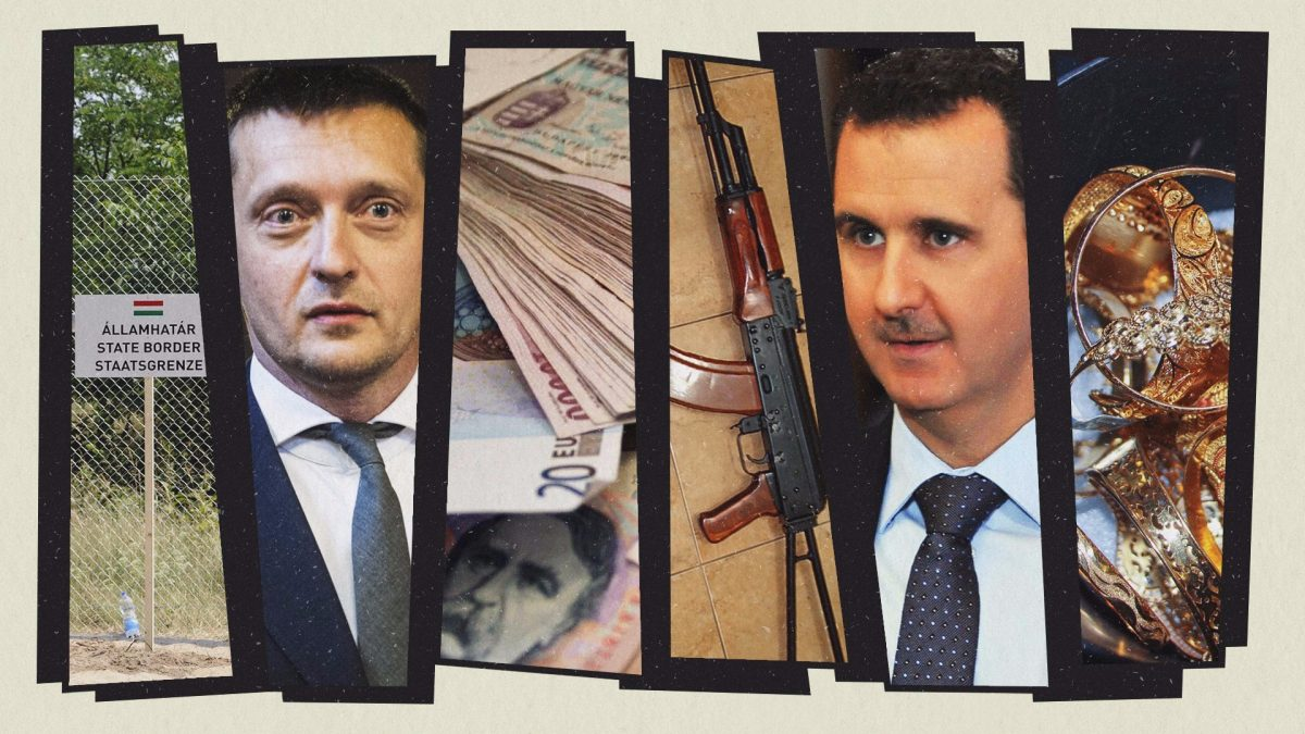 MP files criminal complaint over Hungarian residence permit of the Syrian dictator's moneyman
