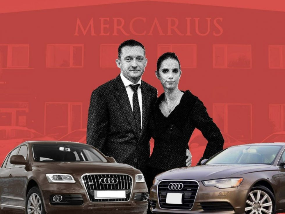How Orbán's chief of staff and people close to him have used luxury cars in secret