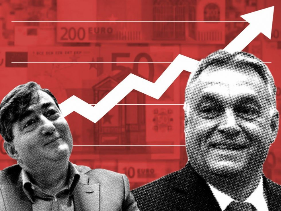 How public money keeps flowing to Orban's family through Hungary's new tycoon