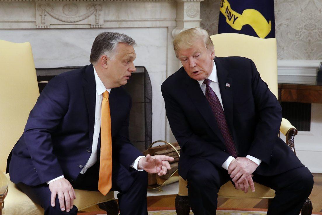 How Viktor Orban got involved in Trump's Ukraine scandal