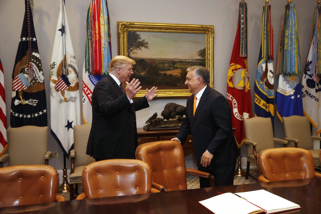 I really like Norway! This is how Trump refused Viktor Orban's deal aimed against NGOs
